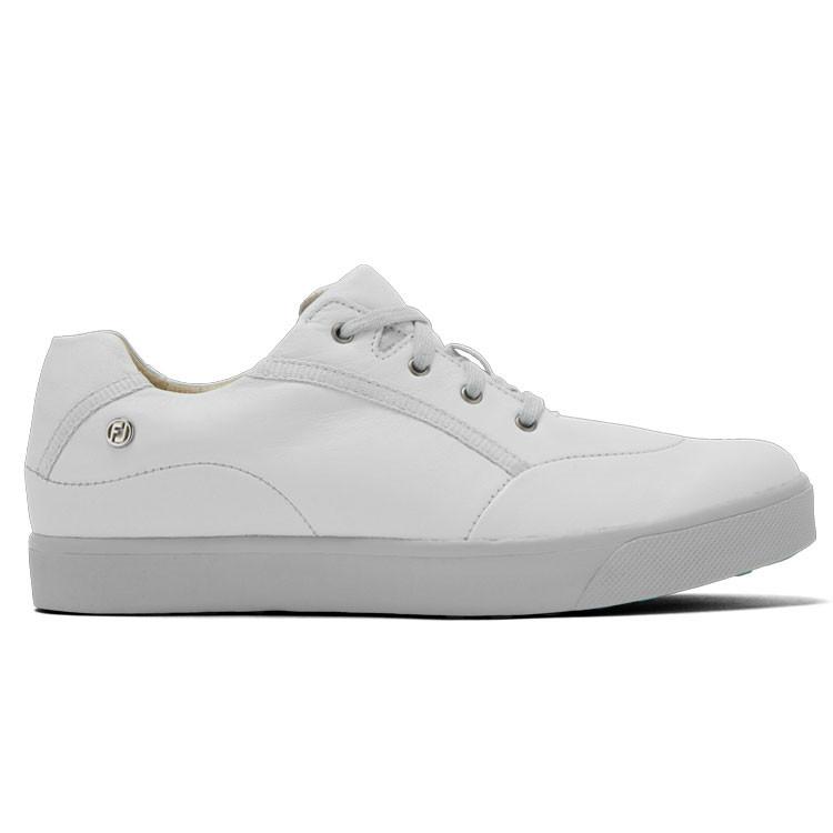 Footjoy - Chaussures femme embody sl blanc droite