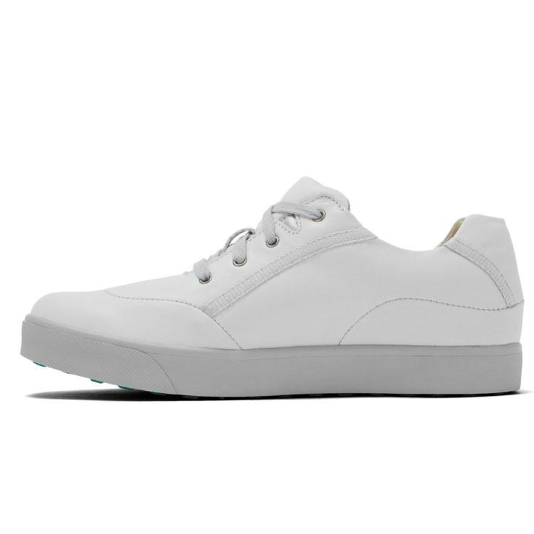 Footjoy - Chaussures femme embody sl blanc gauche