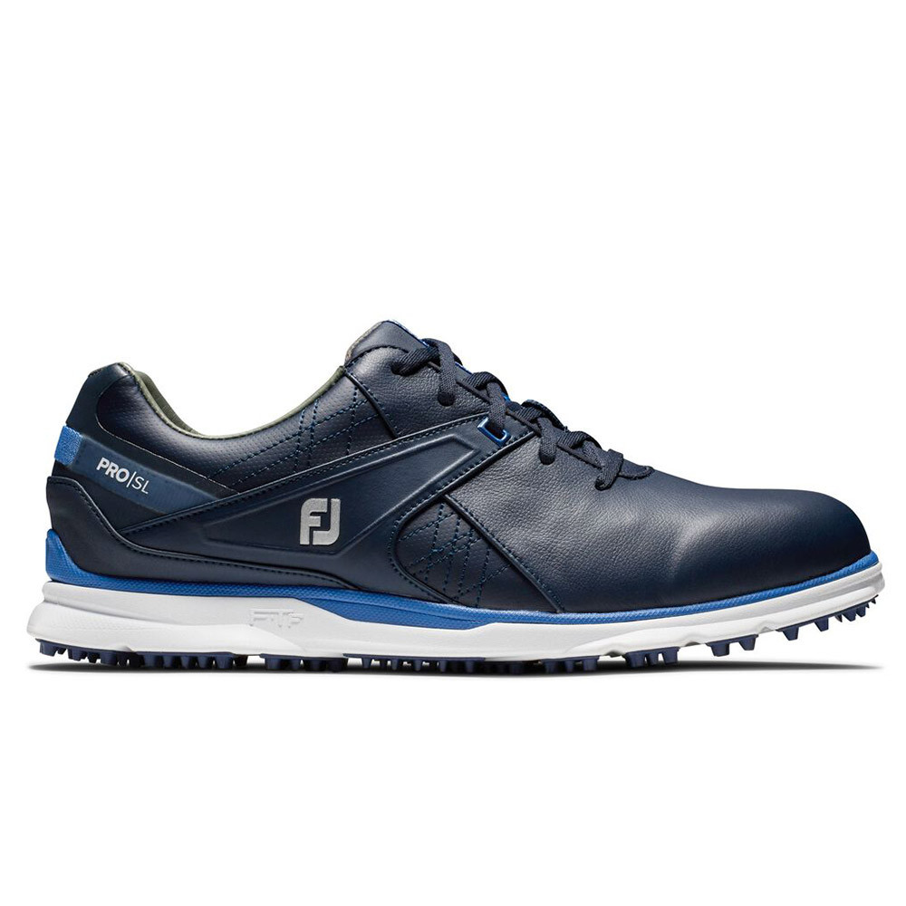 chaussures homme pro sl bleu droit