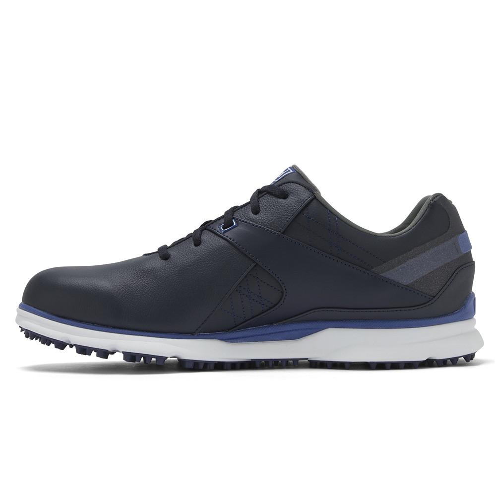 chaussures homme pro sl bleu gauche