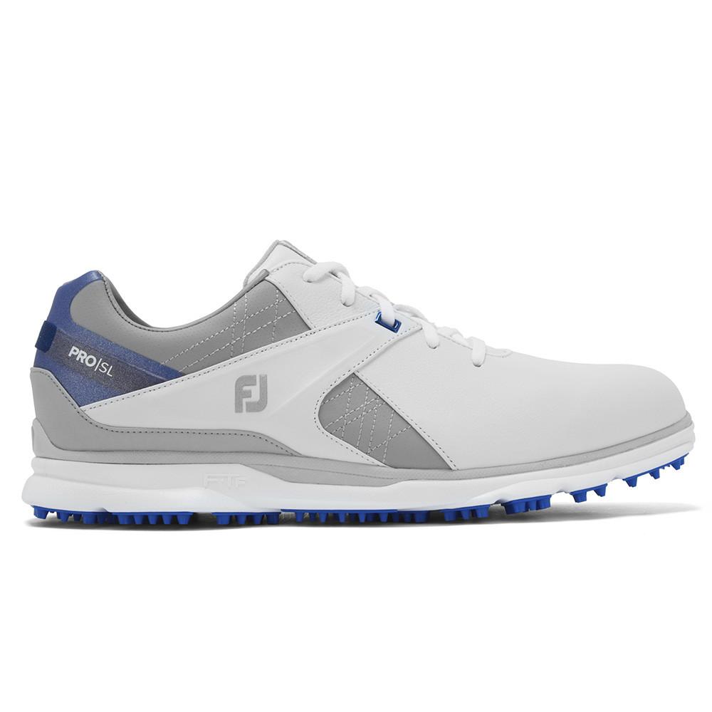 chaussures homme pro sl blanc droite