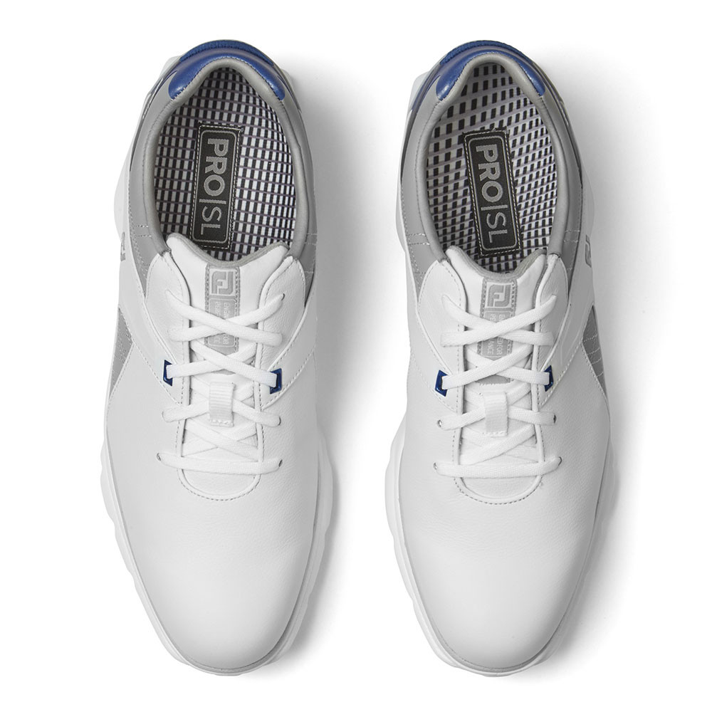chaussures homme pro sl blanc tige