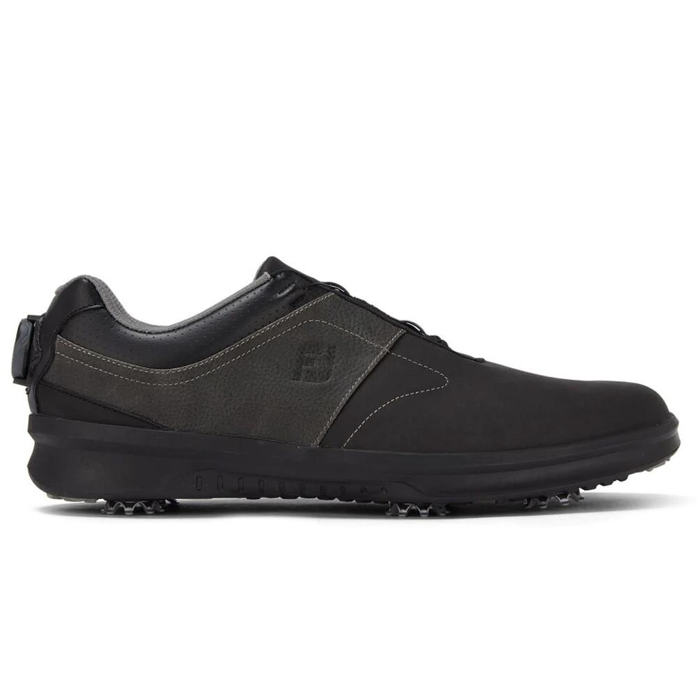 chaussure contour boa droite