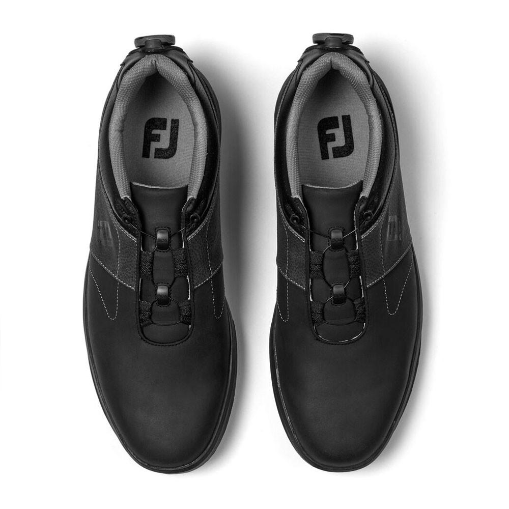 chaussure contour boa tige