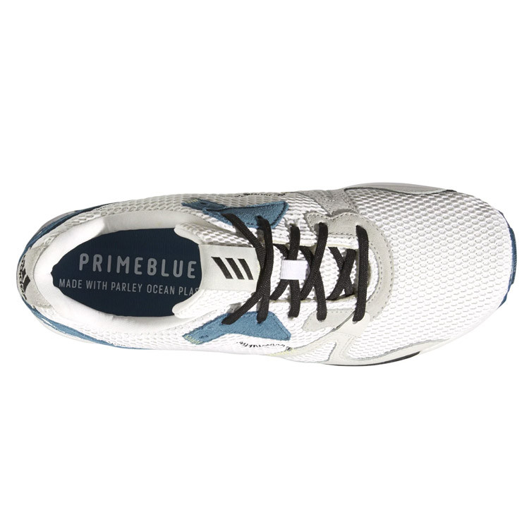 adicross primeblue blanc/bleu tige
