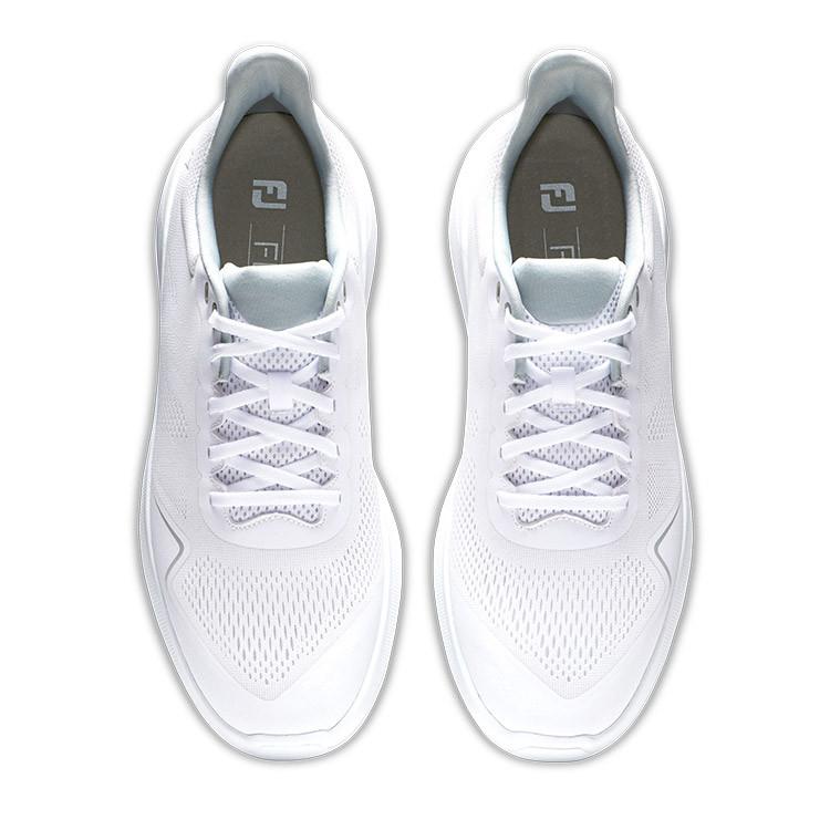 Flex athletic H blanc tige