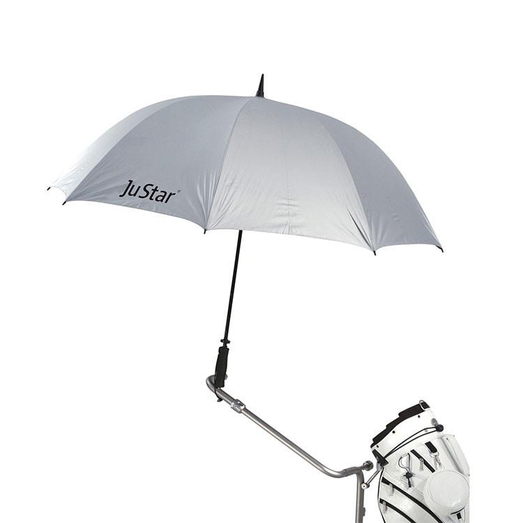 Justar Parapluie Silver Golf Plus