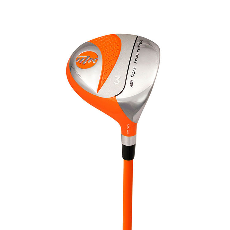 MKids Bois de Parcours Lite Junior Orange Golf Plus