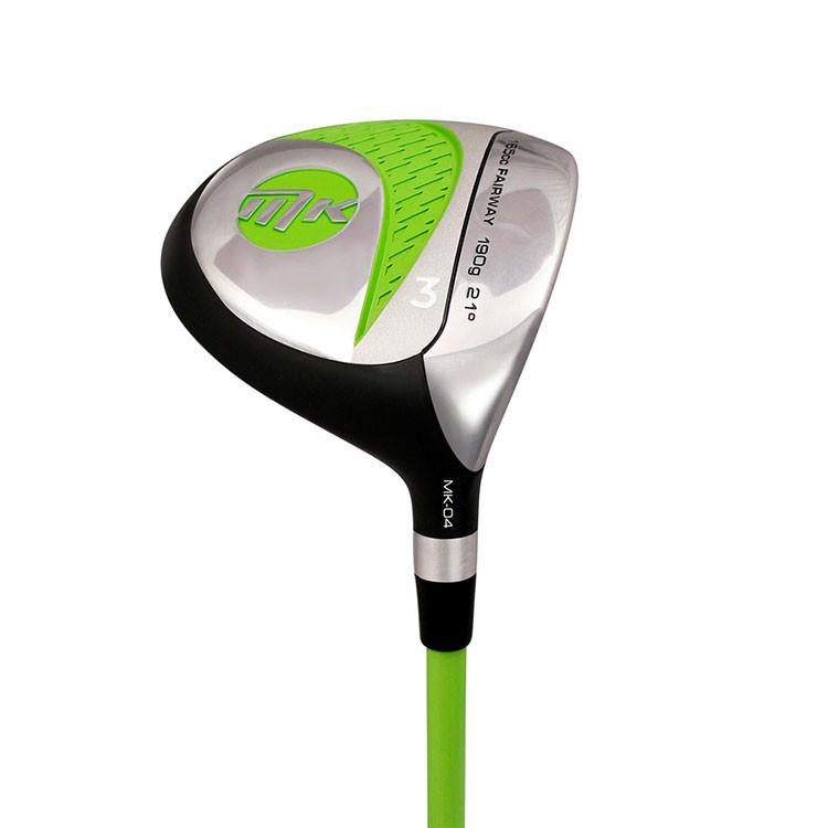 MKids Bois de Parcours Pro Junior Vert Golf Plus