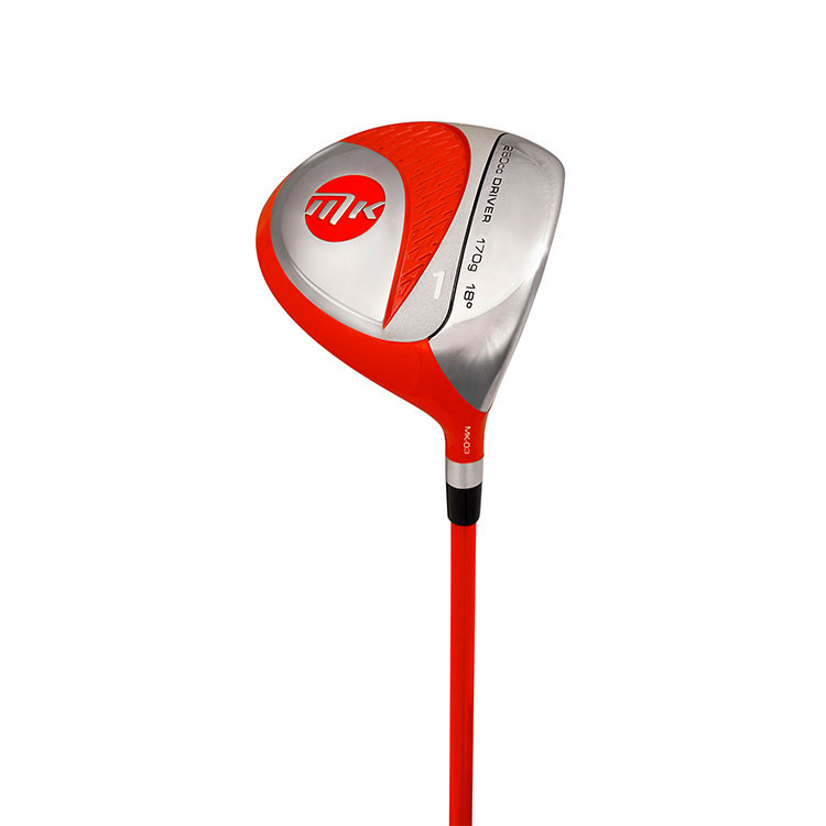 MKids Driver Lite Junior Rouge Golf Plus