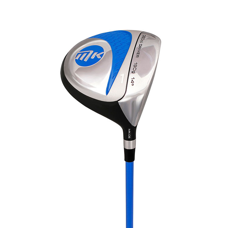 MKids Driver Pro Junior Bleu Golf Plus