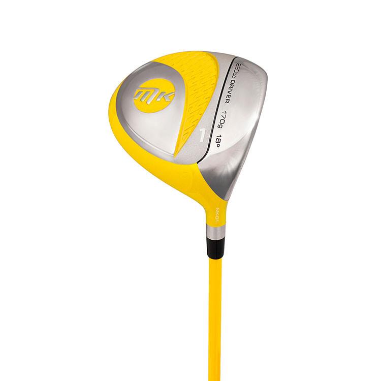 MKids Driver Pro Junior Jaune Golf Plus