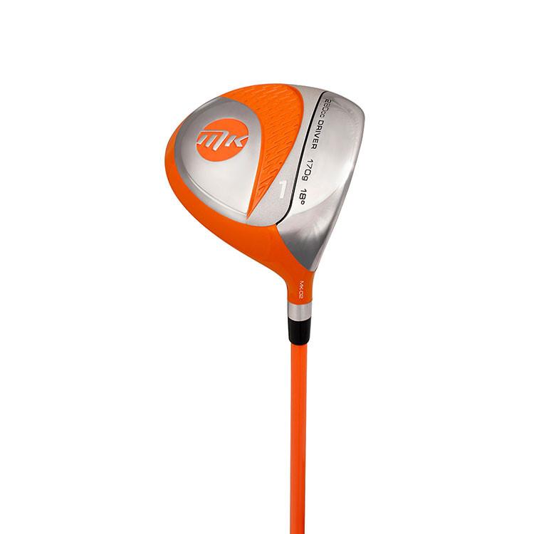 MKids Driver Pro Junior Orange Golf Plus
