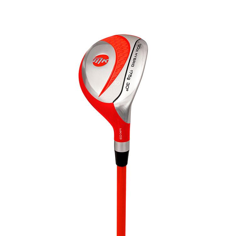 MKids Hybride Lite Junior Rouge Golf Plus