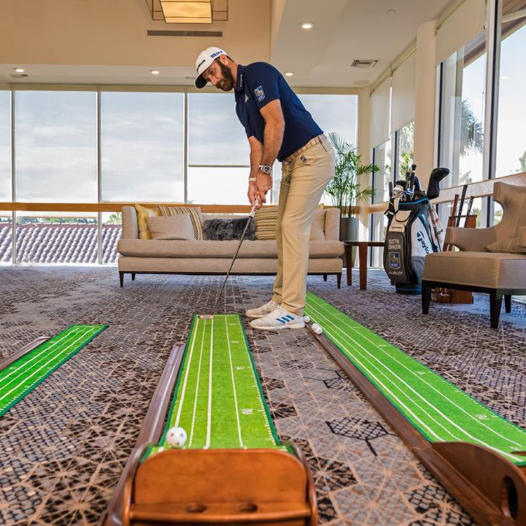 PERFECT PRACTICE - PERFECT PUTTING MAT STANDARD EDITION 3