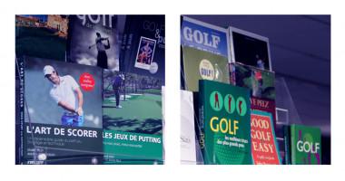 Livres de golf