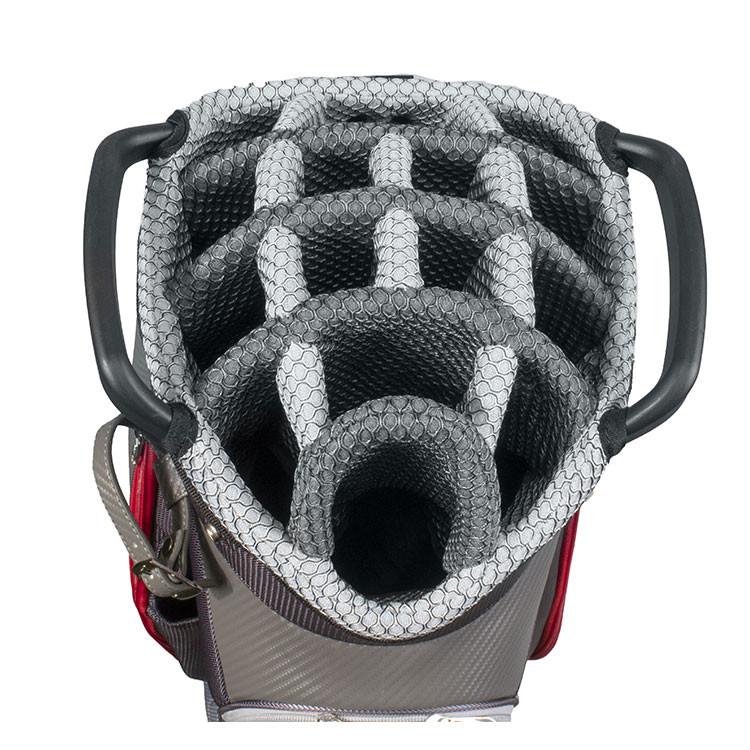 XXIO - SAC HYBRID CART BAG ANTHRACITE/GRIS - 2