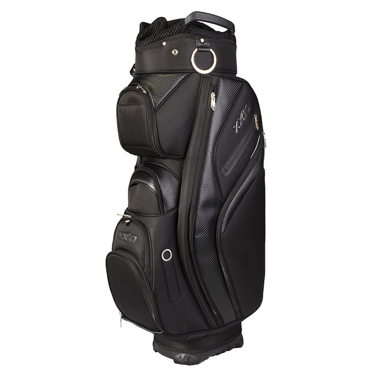 XXIO - SAC HYBRID CART BAG NOIR/GRIS - 1