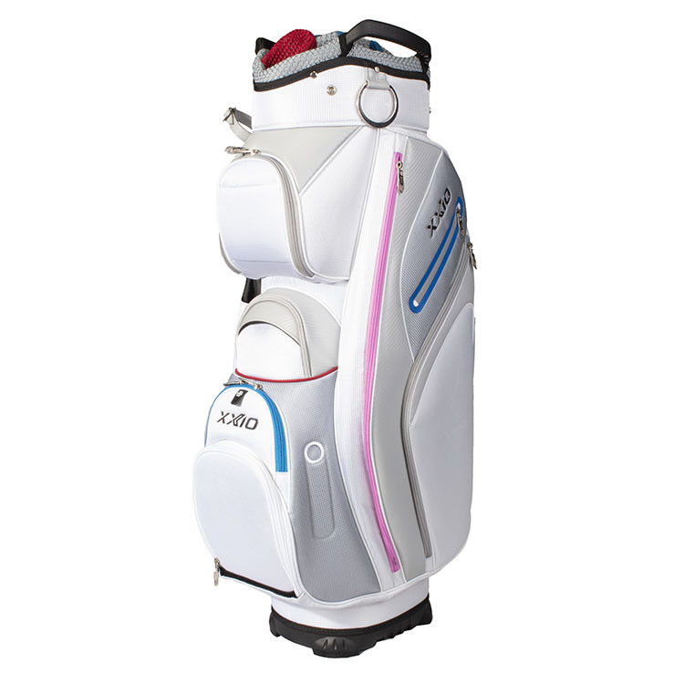 XXIO - SAC LADIES HYBRID CART BAG BLANC - 1