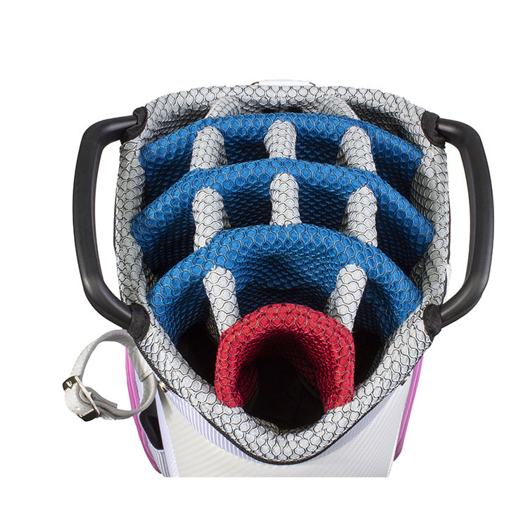 XXIO - SAC LADIES HYBRID CART BAG BLANC - 2