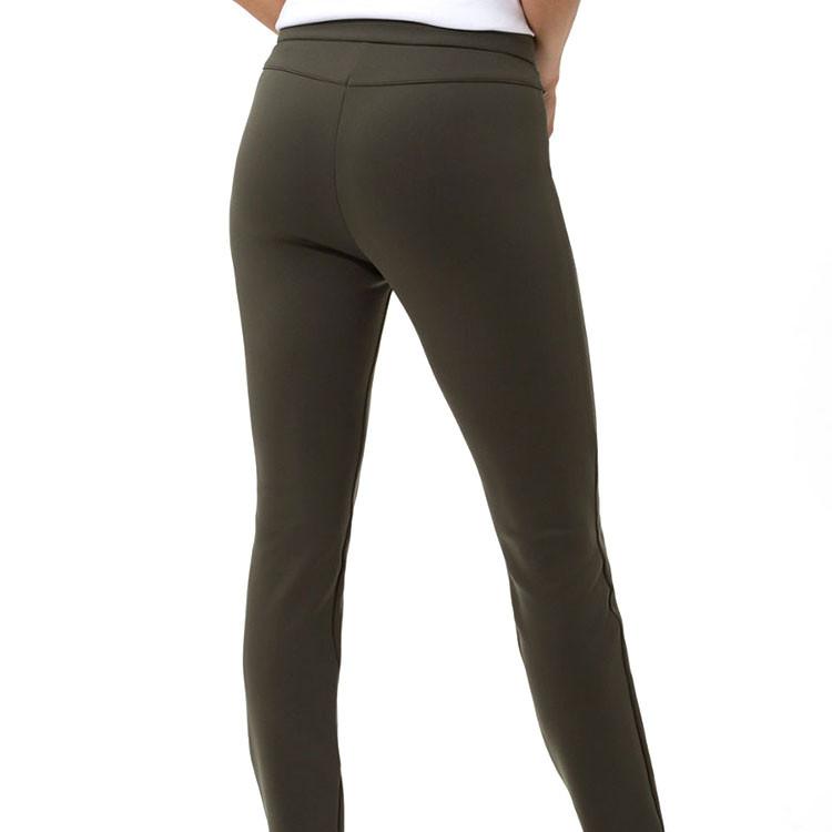 Brax Pantalon Lou Femme Kaki De Dos Golf Plus
