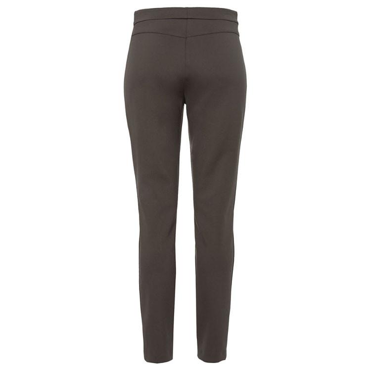 Brax Pantalon Lou Femme Kaki Arrière Golf Plus