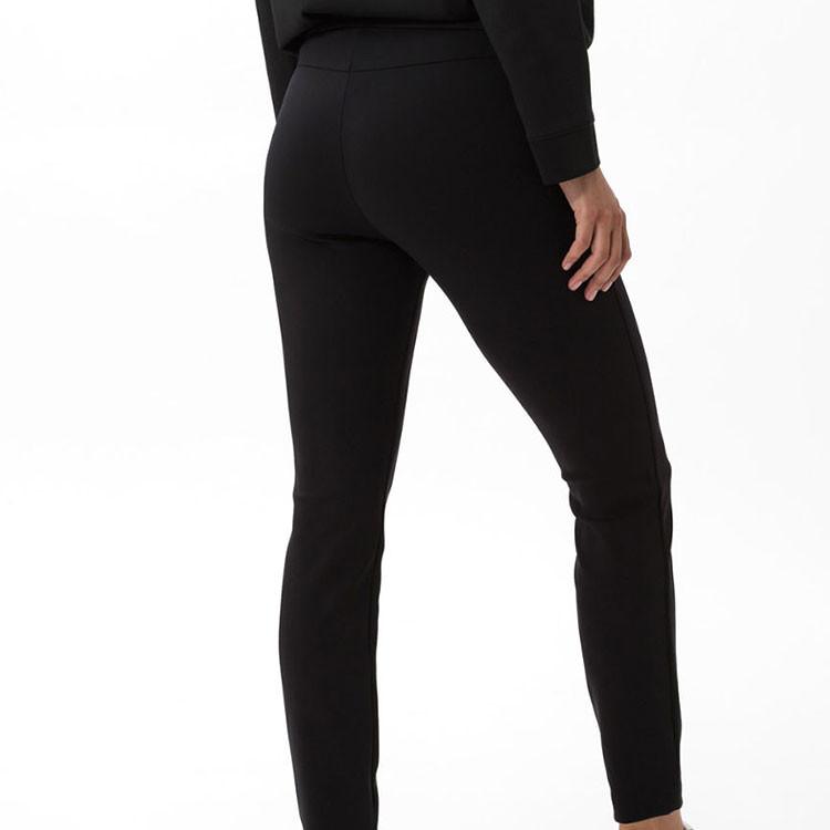 Brax Pantalon Lou Femme Noir De Dos Golf Plus