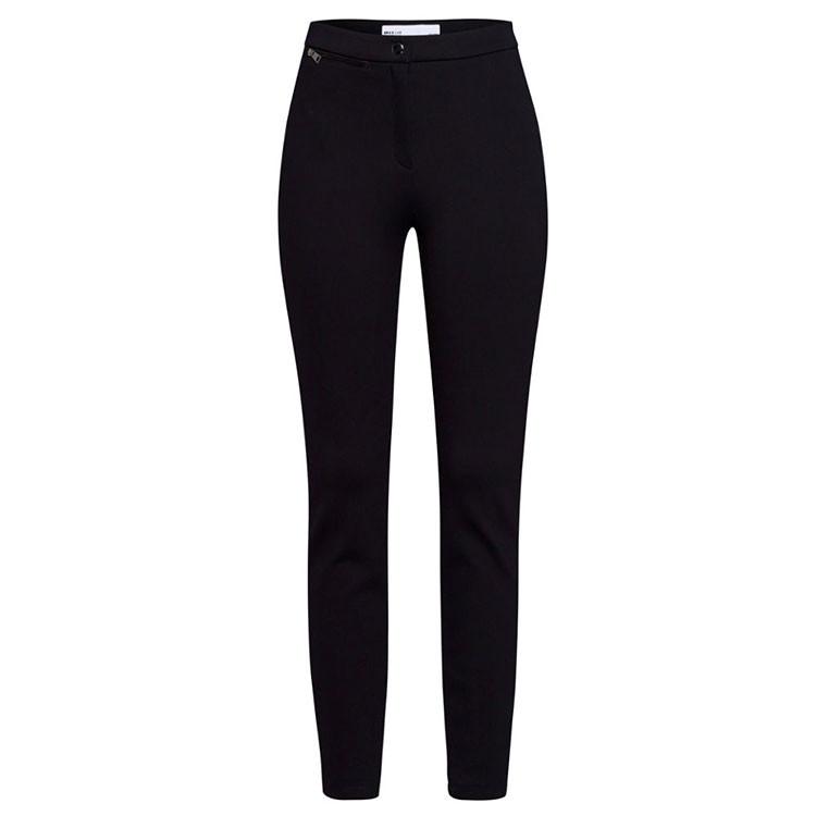 Brax Pantalon Lou Femme Noir Avant Golf Plus