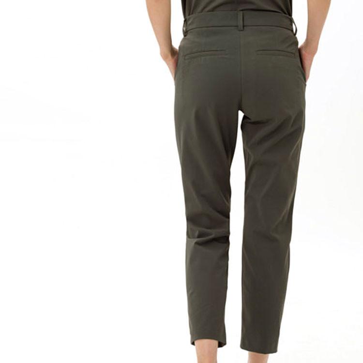 Brax Pantalon Celina Kaki De Dos Golf Plus