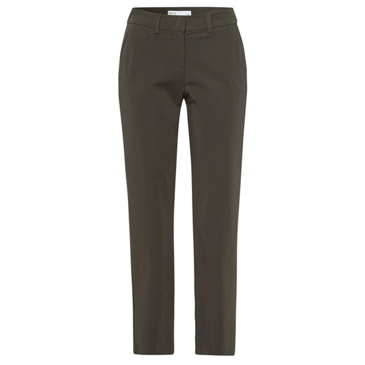 Brax Pantalon Celina Kaki Devant Golf Plus