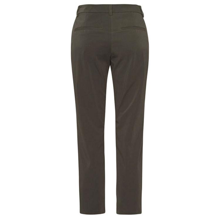 Brax Pantalon Celina Kaki Derrière Golf Plus