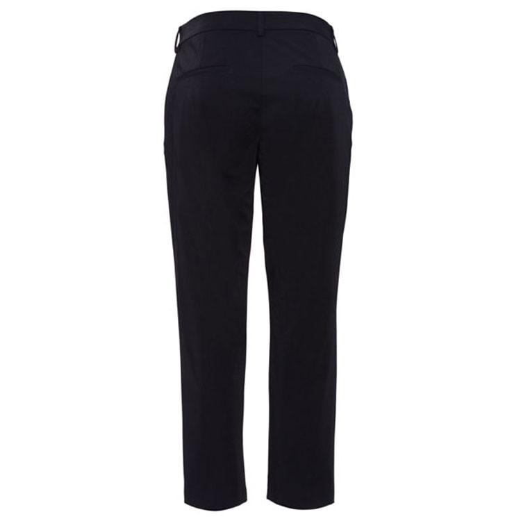 Brax Pantalon Celina Noir Derrière Golf Plus