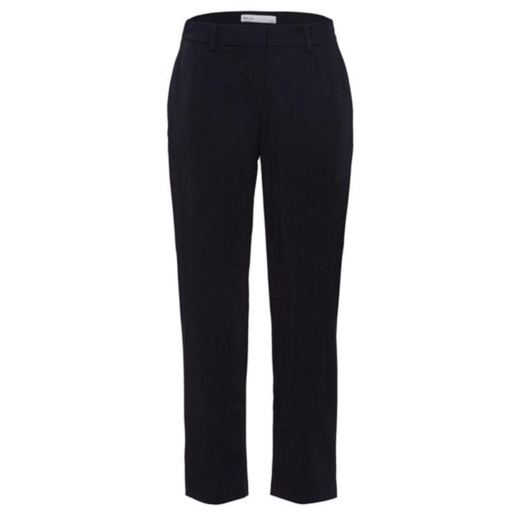 Brax Pantalon Celina Noir Devant Golf Plus