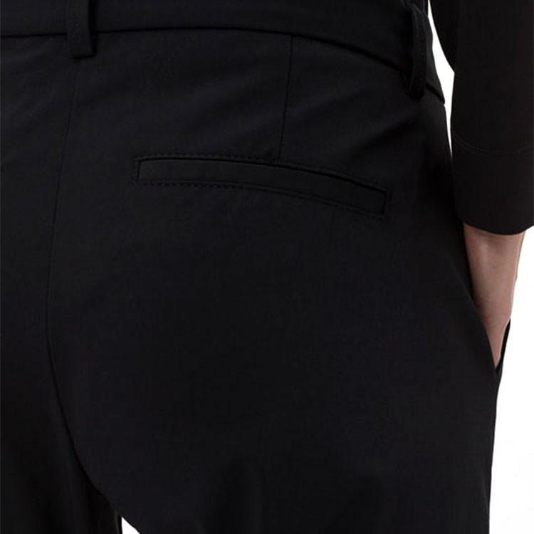 Brax Pantalon Celina Noir Zoom Poche Arrière Golf Plus