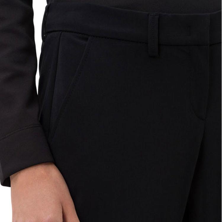 Brax Pantalon Celina Noir Zoom Poche Avant Golf Plus