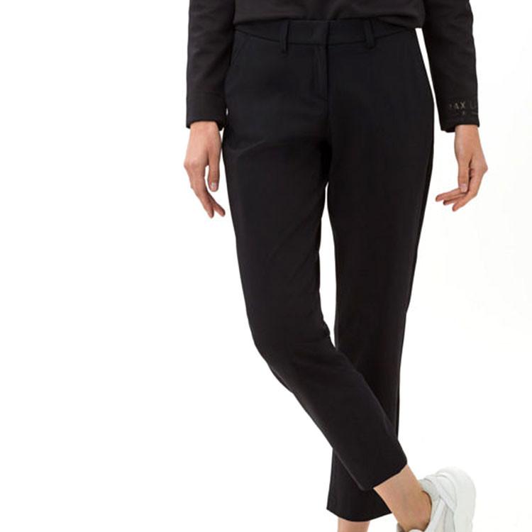 Pantalon Celina Noir De Face Golf Plus