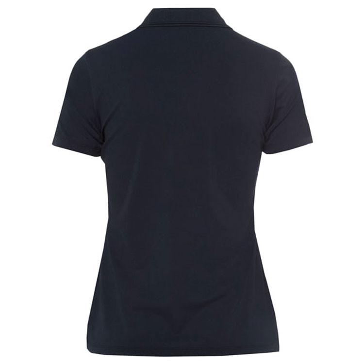Brax Polo Peach Uni Bleu Marine Femme Golf Plus