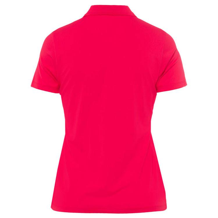 Brax Polo Peach Uni Rouge Femme Golf Plus