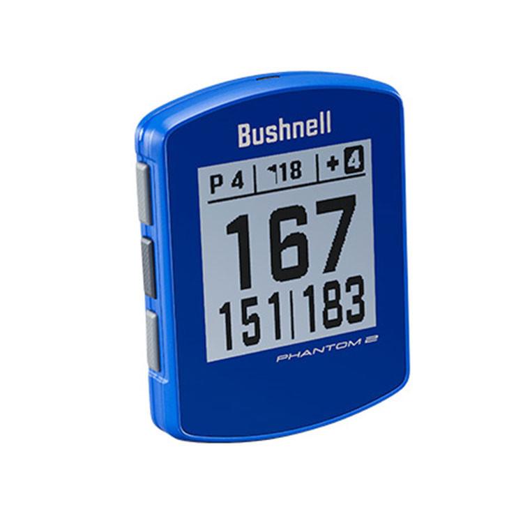 Bushnell Phantom 2 Bleu Golf Plus