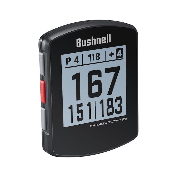 Bushnell Phantom 2 Noir Golf Plus