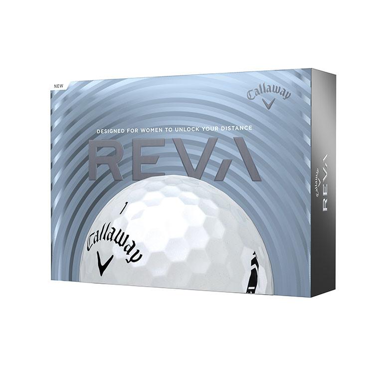 Callaway - 12 balles Reva femme - Golf Plus