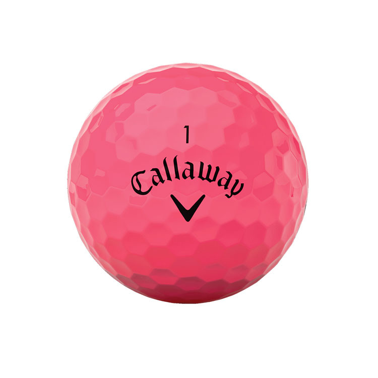 Callaway Balle Reva Rose Golf Plus