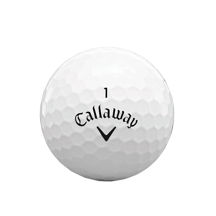 Callaway - Balle Supersoft Max blanche