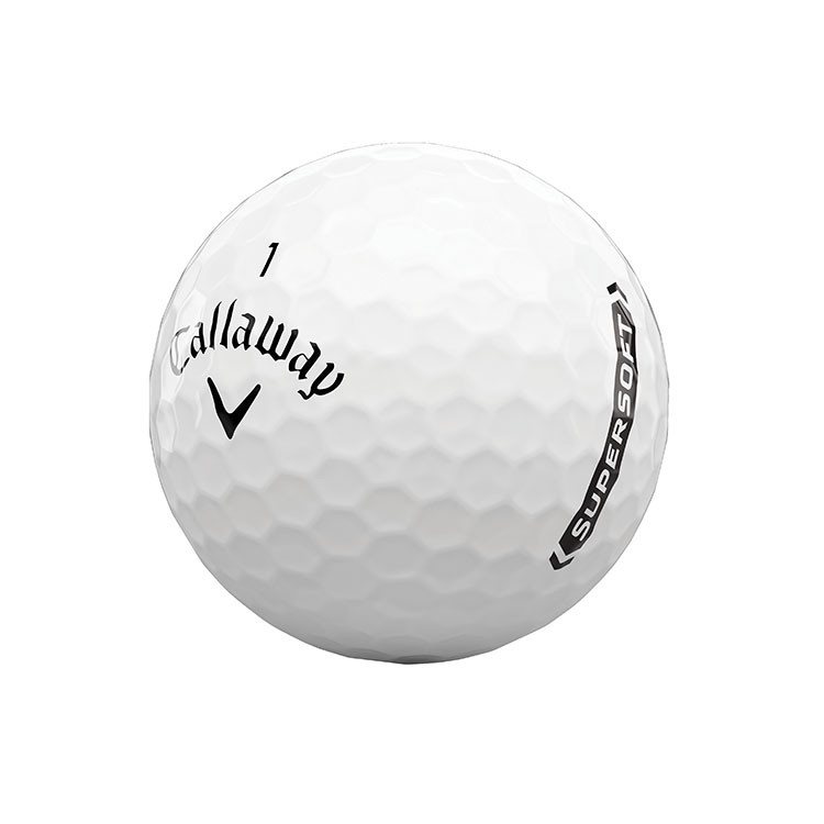 Callaway Supersoft Blanche