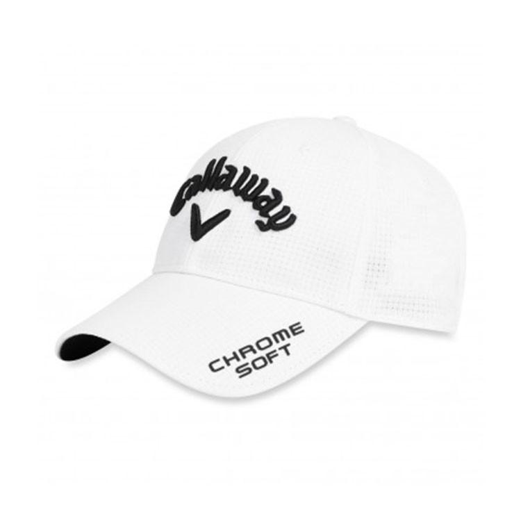 Callaway Casquette Junior Performance Pro Blanc Noir Golf Plus