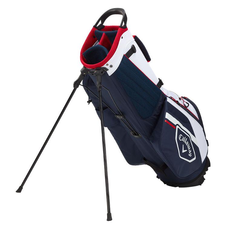 Callaway Sac Chev Dry Trepied Marine/Blanc/Rouge Golf Plus