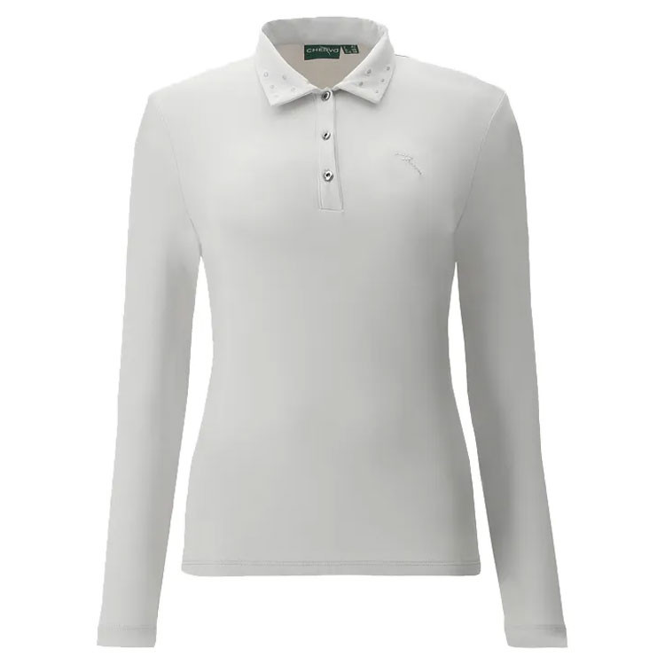Chervo Polo Allota Femme Beige Golf Plus