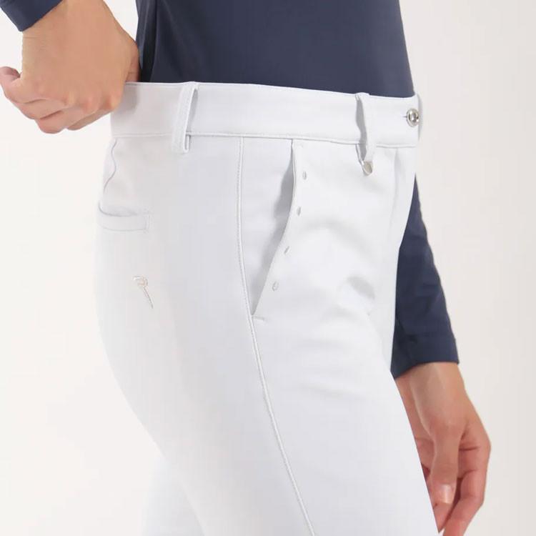 Chervo Pantalon Song Technique Beige Femme Golf Plus
