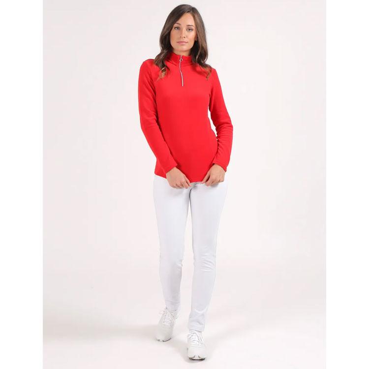 Chervo Polaire Thiene Femme Rouge Golf Plus