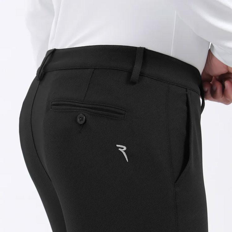 Chervo Pantalon Sector Technique Noir Homme Golf Plus
